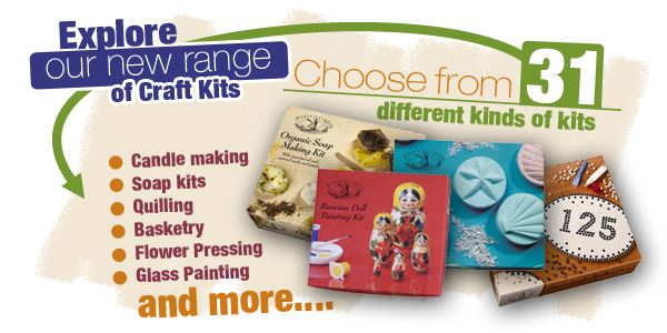Explore our new range of Craft Kits