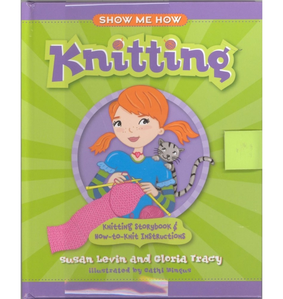 Knitting And Stitching Show Promotional Code : Show Me How - Knitting: Books (Knitting Books, 9781933027272)