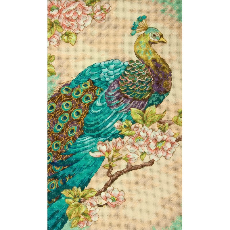 ... are here cross stitch dimensions counted cross stitch indian peacock