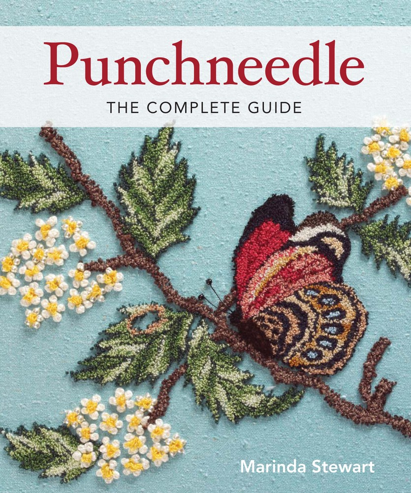 Punch Needle: Books (Embroidery Books, 9780896896529)