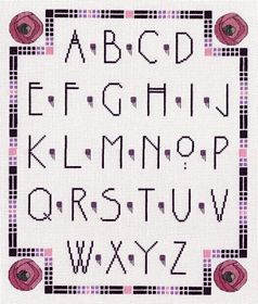 Mackintosh Alphabet