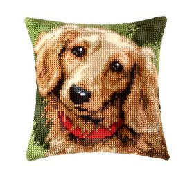 Dachshund: Cross stitch (Vervaco, 1200\789)