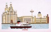 Liverpool - Ferry across the Mersey
