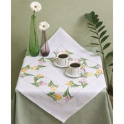 Tulips Tablecloth