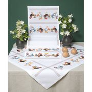 Hen Tablecloth