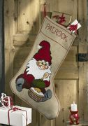 Gnome Stocking
