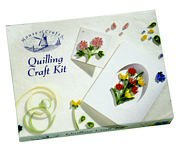 Starter Quilling Craft Kit