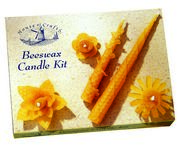 Starter Beeswax Candle Kit