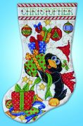 Penguin Joy Stocking