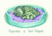 Happiness is Bed Shaped - Aida