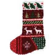 Christmas Bands Stocking