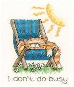 I Don't Do Busy - Aida