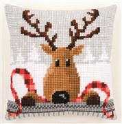 Reindeer Cushion