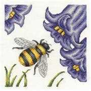 Bee and Bluebells