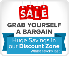Huge Savings in our Discount Zone - Discounted Cross Stitch and Needlecrafts