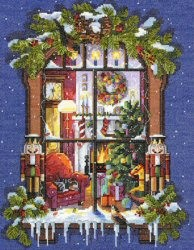 Christmas Window Picture