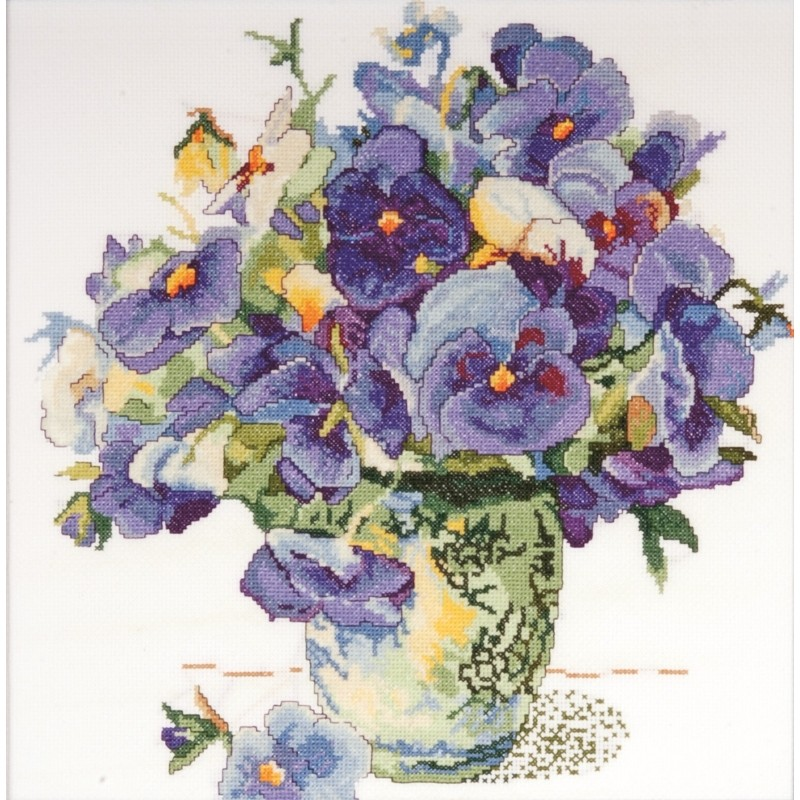 Pansy Floral