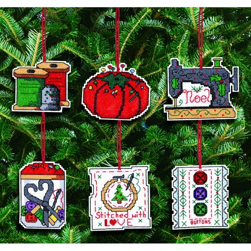 Sewing Ornaments