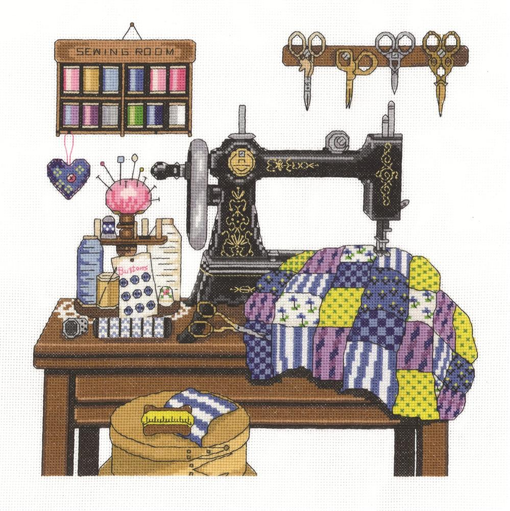 Antique Sewing Room