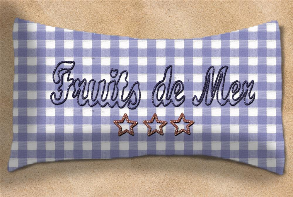 Fruits de Mer Premium Cushion Kit