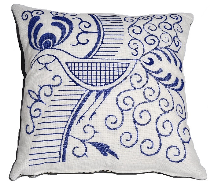 Indigo Bird Premium Cushion Kit