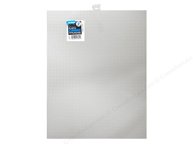 Ultra Stiff 7 count Plastic Canvas