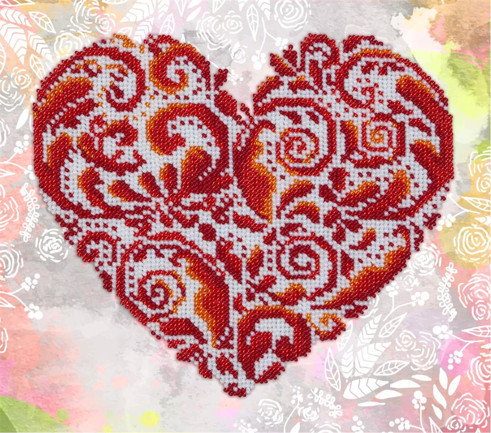 Heart Shaped Lace